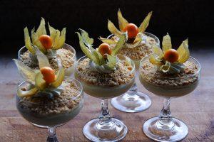 dessertjes boter en bloem
