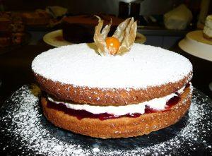heerlijke dessertcake