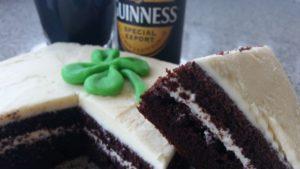 st patricks day cake 2